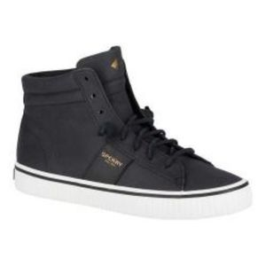Sperry Top-Sider Rave Verge High Top Black Canvas